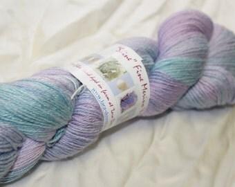 Merino & Silk 4 ply Yarn - hand dyed