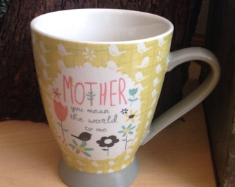 Coffee Mug, Tea Cup, Gift - gift for mom, mother's day gift