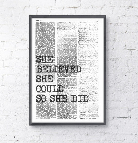 GIRL BEDROOM Art, Sister BIRTHDAY Gift for Her, Bedroom Decor Wall Quote , Girl Quote Poster Artwork TYQ003b
