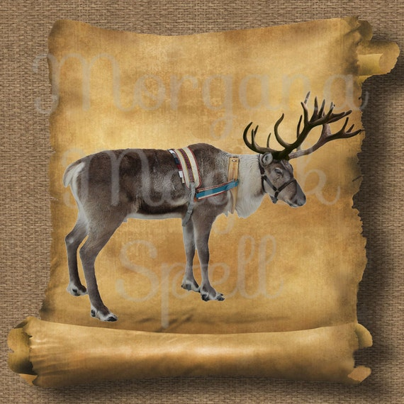 Reindeer Royalty Free Clipart