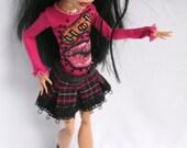 Monster High Fashion Hot