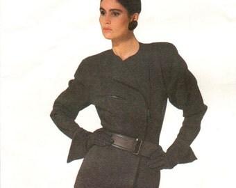 Montana dress pattern -- Vogue Individualist 1927