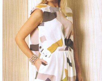 NEW Rachel Comey Delane dress pattern -- Vogue American Designer 1501