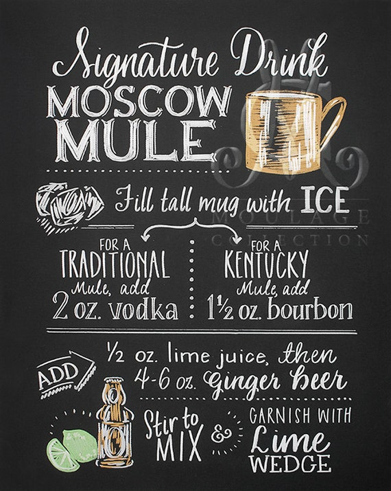 Exceptional image regarding moscow mule recipe printable