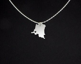 Congo Necklace - Congo Jewelry - Congo Gift
