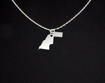 Western Sahara Necklace - Western Sahara Jewelry - Western Sahara Gift