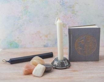 Moon Kit Lunar Kit Moon Box Lunar Box Wicca Ritual Witch Boho Moon Tracking Kit