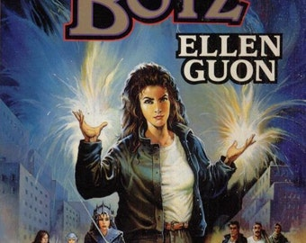 Bedlam Boyz by Ellen Guon