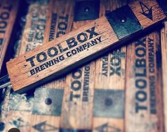 Custom Engraved Whiskey Barrel Stave Beer Tap Handle, Beer Tap, Beer Tap Handle, Tap Handle, Custom Tap Handle, Whiskey Barrel, Wine Barrel