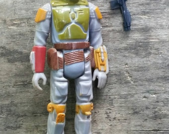 Boba Fett classic vintage star wars Kenner action figure