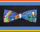 BowTies Made From Big Bang Theory Fabrics - The Coolest of Bow Ties for The Funniest of Shows - U.S.SHIPPlNG ALWAYS ONLY 1.99