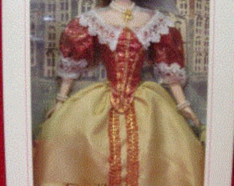 Barbie Princess of Holland Doll - Collector Edition - NRFB