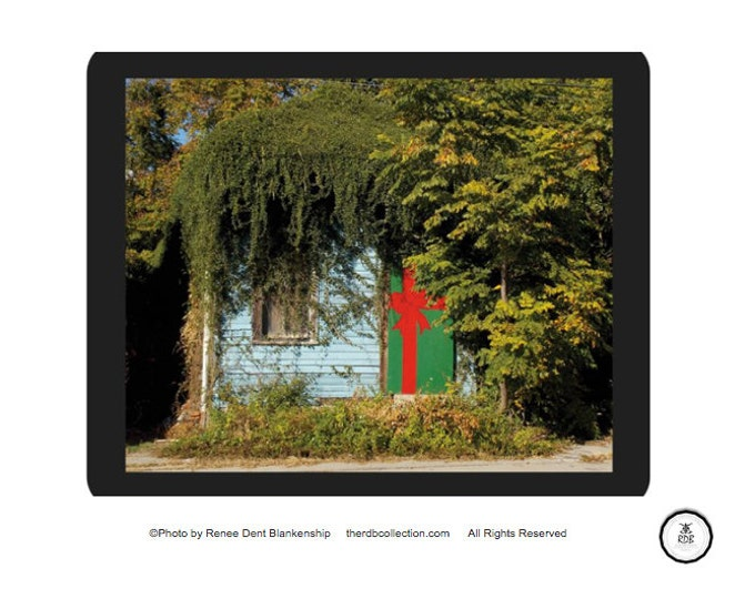New Orleans Overgrown Decadence MousePad