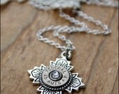 Bullet Necklace, 45 Auto Bullet Necklace, Ammo Necklace