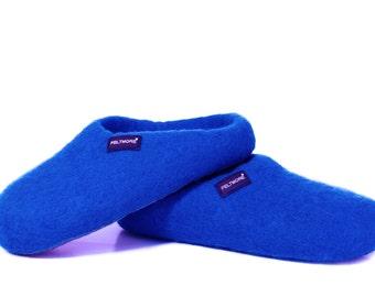 Wool Felt Slippers, FREE shipping