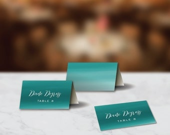 Staples Place Cards Etsy - Staples place cards template