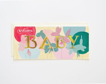 Welcome, Baby! Card