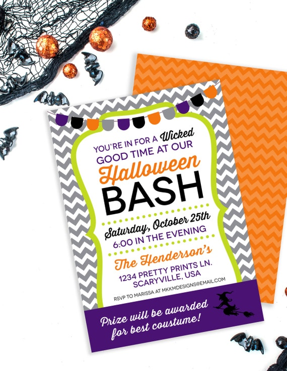 costume party invitations free printable