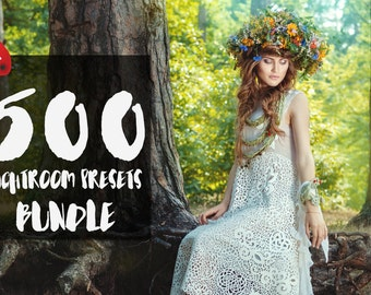 70% Off! - 500 Pro Adobe Lightroom Presets Bundle - Lightroom Presets for Adobe Lightroom 4, Lightroom 5, Lightroom 6 and Lightroom CC.