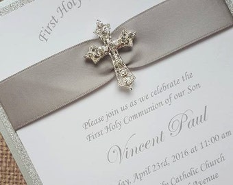 50x First Holy Communion Invitations