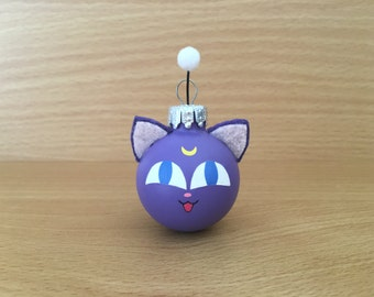 Luna Ball Small/Mini Ornament