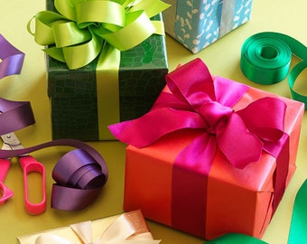 Gift wrapping for only 1.99!