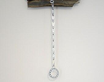 Stone Chain Found Object