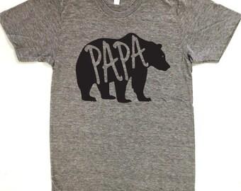 Papa Bear. Papa Bear Shirt. Papa Bear Tshirt. Papa Bear Baby Bear.