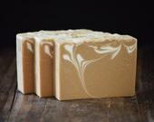 Goddess of Love Soap | Sensual + Ancient Scented Artisan Body Wash Bar, Handmade, Cold Process, Vegan, Gift For Her, Feminine, Homemade