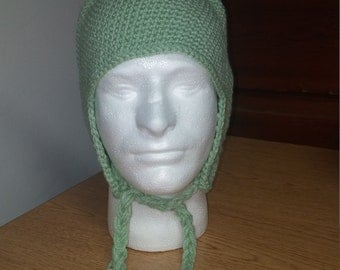 Green Alien Hat !