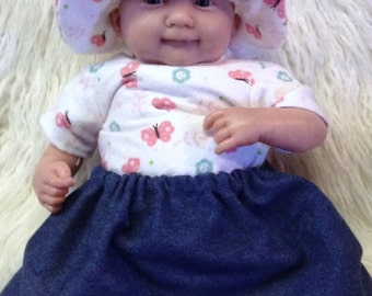 clothes for reborn preemie dolls
