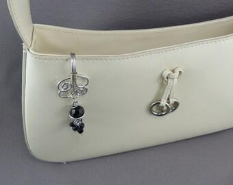 Keychain Purse Key Hook - Key Finder Purse Hooks - Handmade Keychain Purse Charm