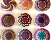 Cotton Crocheted Trinket Bowls | Handmade from Guatemala