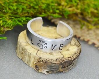 Pet Love Ring - Animal Rescue
