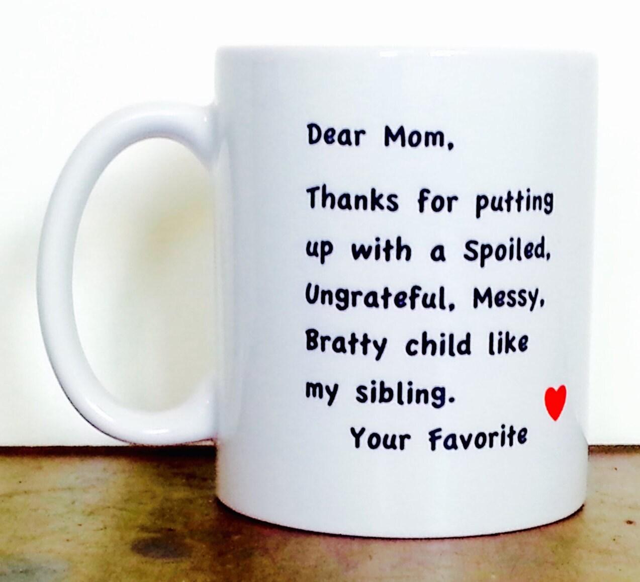 Personalized Mug Gifts For Mom Coffee Mug Custom Mug