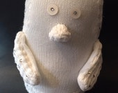 Poodle Sock Penguin WITH BLING!