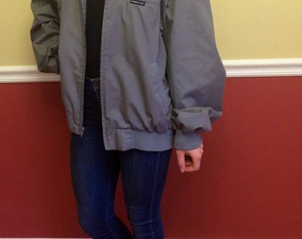 Vintage Members Only Jacket Size L