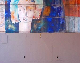 Under The Bride And Dreaming, Street Art, Urban Art, Urban Photography, City Art