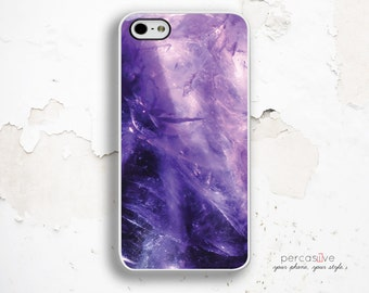 iPhone 6 Case Purple Amethyst - iPhone 6 Plus Case Amethyst, iPhone 5s Case Purple, Galaxy S6 Case, iPhone 6s Tough Case :1106