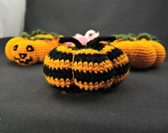 Crochet Pumpkin Amigurumi