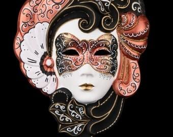Venetian Mask | Alegreta Bronze