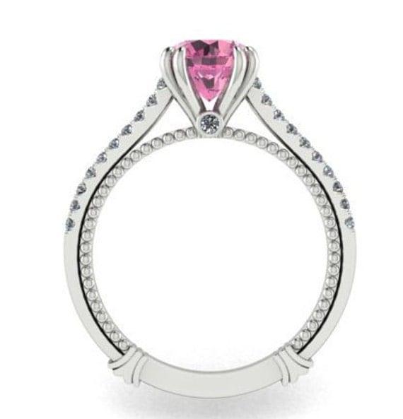 Wedding Diamond Rings Engagement Ring Proposal Ring by BridalRings