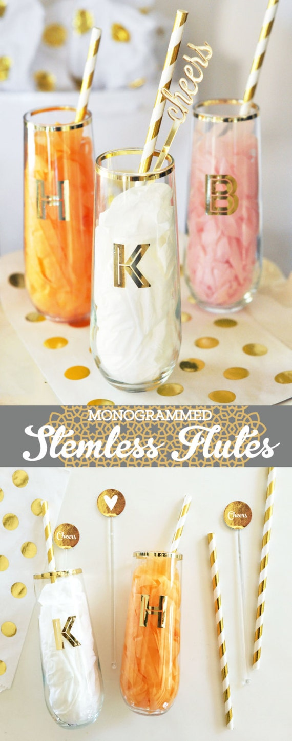 Unique Bridal Shower Hostess Gift Ideas : Personalized Hostess Gift Unique Housewarming Gifts Monogram Gifts for ...