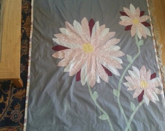 Custom handmade quilt