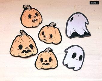 Halloween Sticker Set [6 pieces]