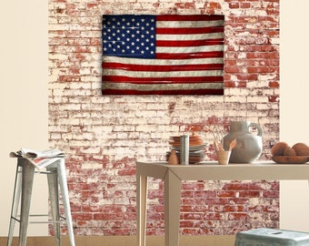 america flag in distress images