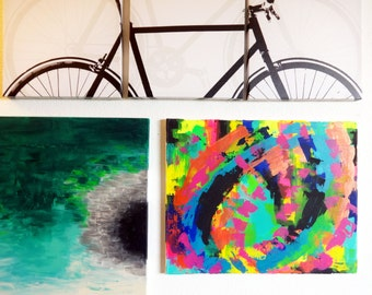 Original Painting // Modern Art // Canvas Art // Abstract Art // Acrylic Painting