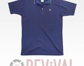 Munsingwear polo etsy for Golf shirt with penguin logo