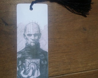 Pinhead: Hellraiser bookmark