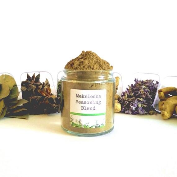 Amazon.com : Mekelesha -Ethiopian Sauce Finishing Spice Blend ...